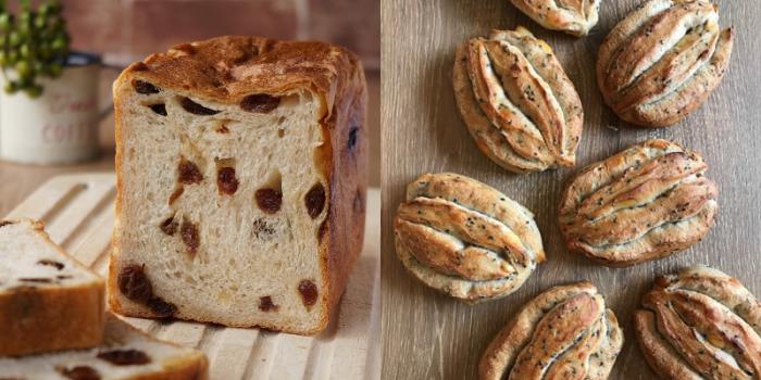 3月、4月応用レッスン(シナモンレーズン食パン&黒ゴマとチーズのセミハード)
